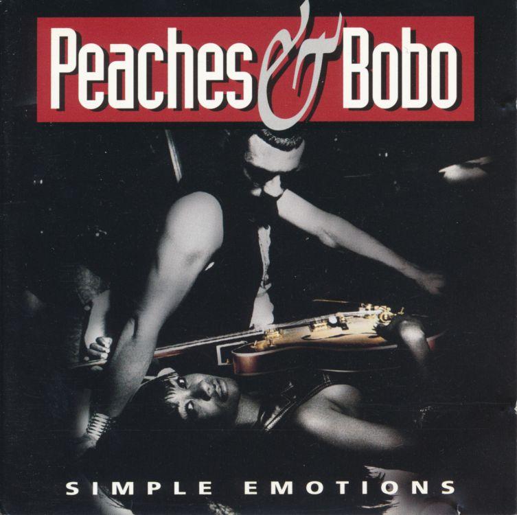 Simple Emotions: Peaches&Bobo
